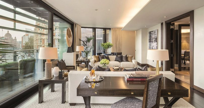 Luxury Homes for Rent in London | Breteuil